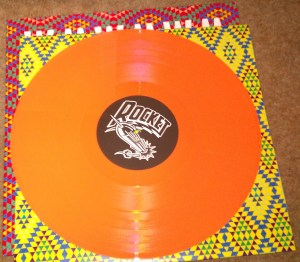 Goat - Orange Vinyl on Rocket Recordings