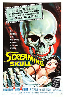 Poster_for_The_Screaming_Skull film