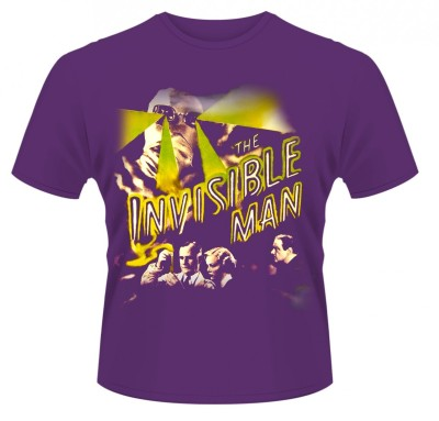 the invisible man tshirt
